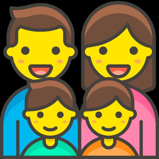 Family, Man, Woman, Boy, Boy Icon Free Of Free Vector Emoji