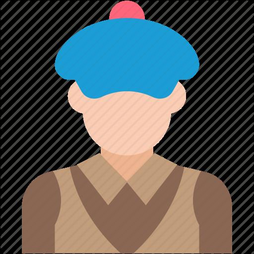 Avatar, Guide Boy, Scout, Scout Boy, Scouting Icon