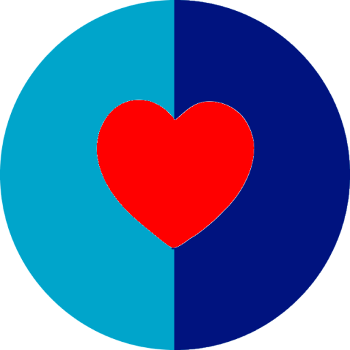 Cropped Heart Icon