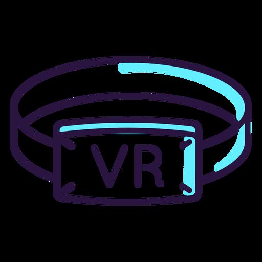Virtual Reality Bracelet Icon