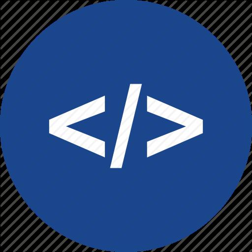 Brackets, Coding, Online, Web Icon