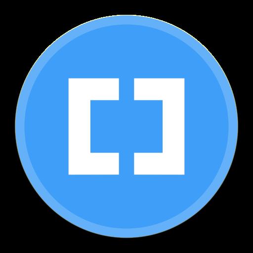 Brackets Icon Free Of Button Ui