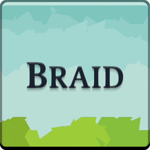 Braid Icon Download