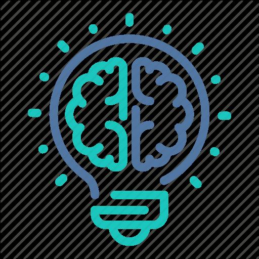 Brain, Creative, Genius, Idea, Inspiration, Smart, Thought Icon