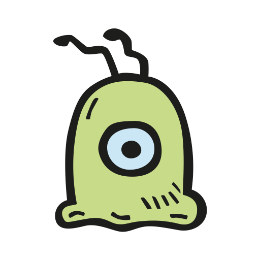 Brain Slug Icon Free Space Iconset Good Stuff No Nonsense