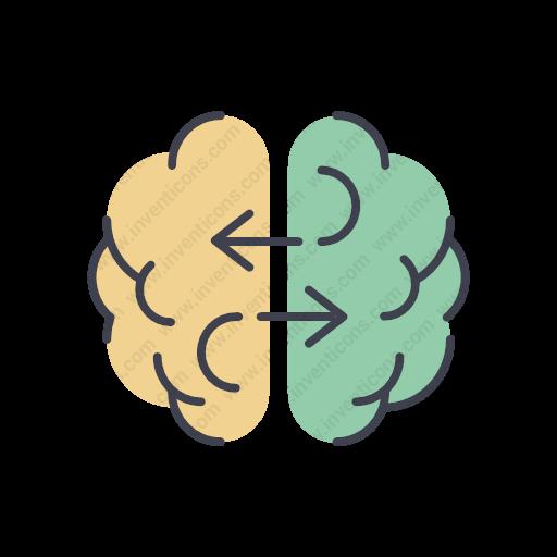 Download Brainstorm,think Icon Inventicons
