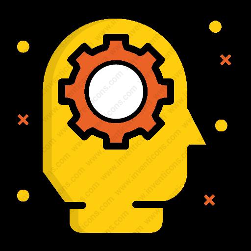 Download Brainstorm Icon Inventicons