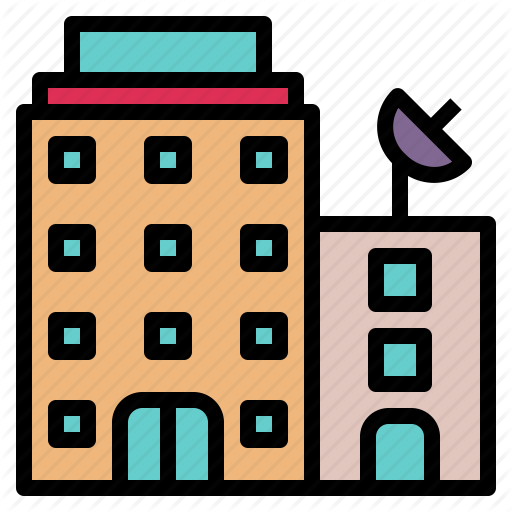 Agency, Branch, Building, Center, Company, Office, Station Icon