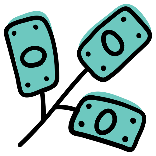 Branch, Growth, Invest, Money, Rich, Startup, Tree Icon Free