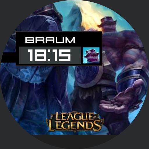 Braum Watch For Moto