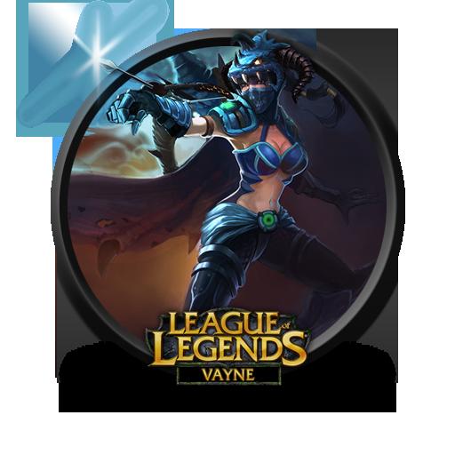 Vayne Dragonslayer Icon League Of Legends Iconset