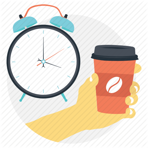 Break Time, Coffee Break, Coffee Cup, Take A Break, Tea Break Icon