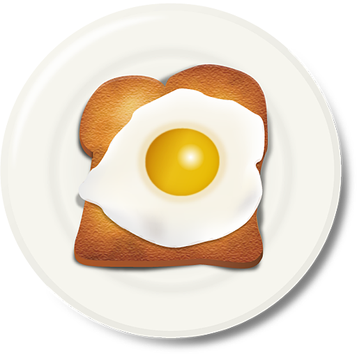 Egg Toast Breakfast Icon Download Free Icons