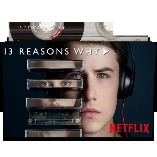 Reasons Why Tv Series Folder Icon
