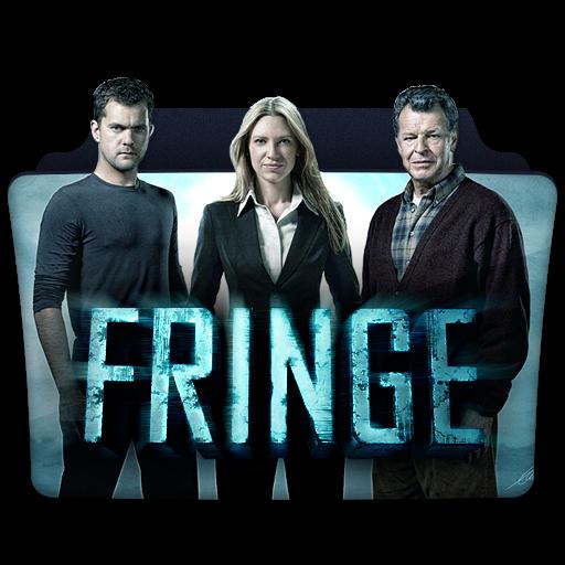 Fringe Icon Tv Series Folder Pack Iconset