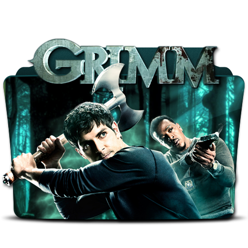 Grimm, X, Folder Icon Free Of Tv Series Folder Pack Icons