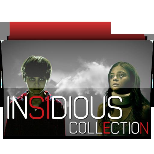 Insidious Collection Folder Icon