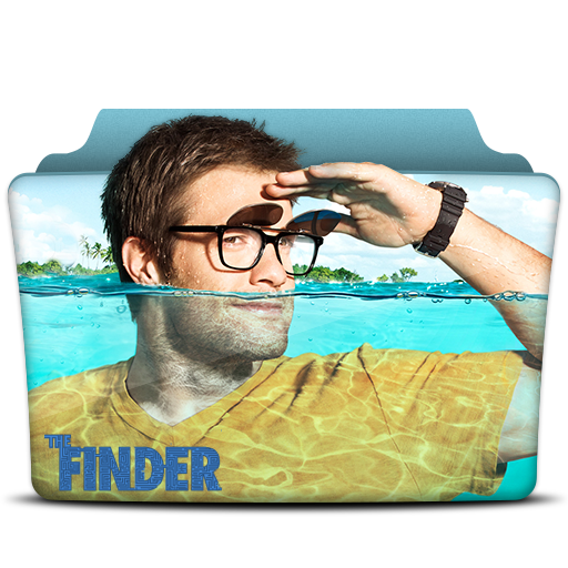 The Finder Icon Tv Series Folder Pack Iconset