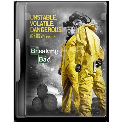 Breaking Bad Icon Tv Show Mega Pack Iconset
