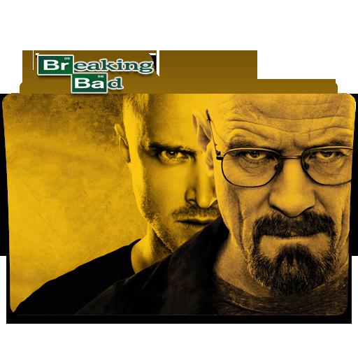 Breaking Bad Icon Folder