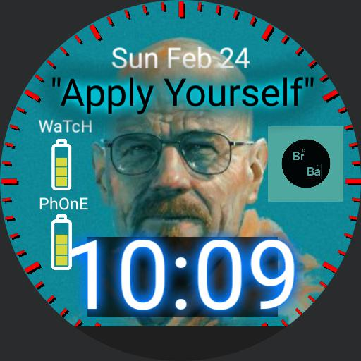 Breaking Bad For G Watch R