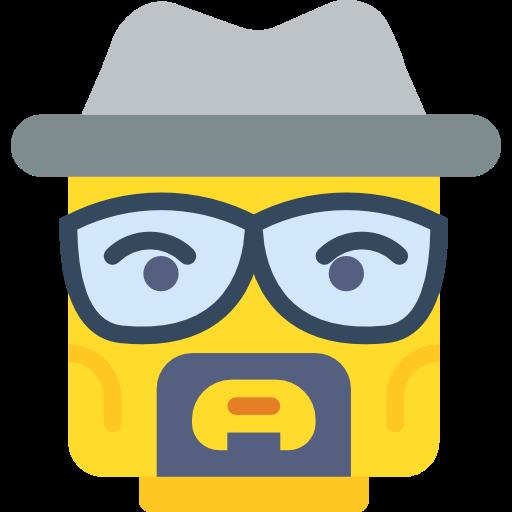 Heisenberg, Breaking Bad, Interface, Emoticon, Lego, Character Icon