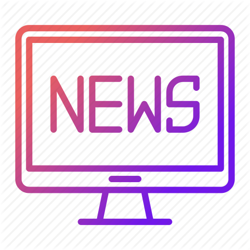 Breaking, News, Newsletter, Newspaper, Online Icon