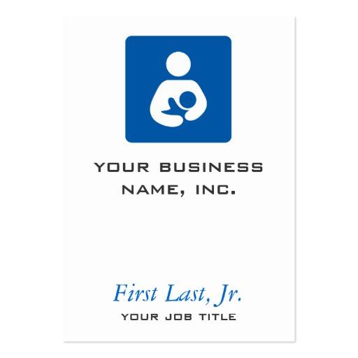 Breastfeeding Business Card Templates Bizcardstudio