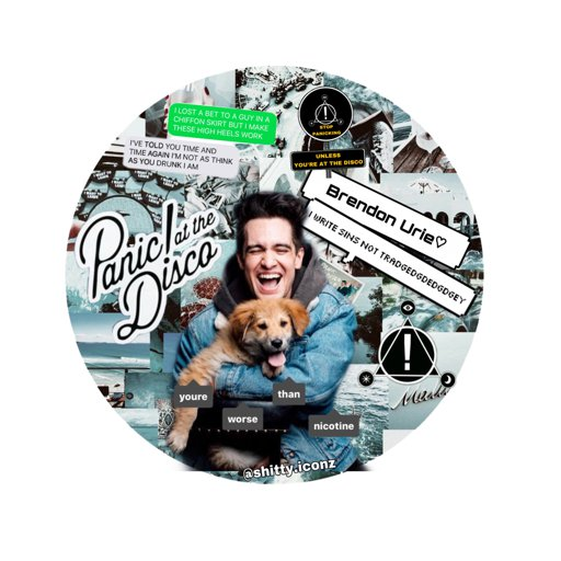 Brendon Urie Icon Panic! At The Disco Amino