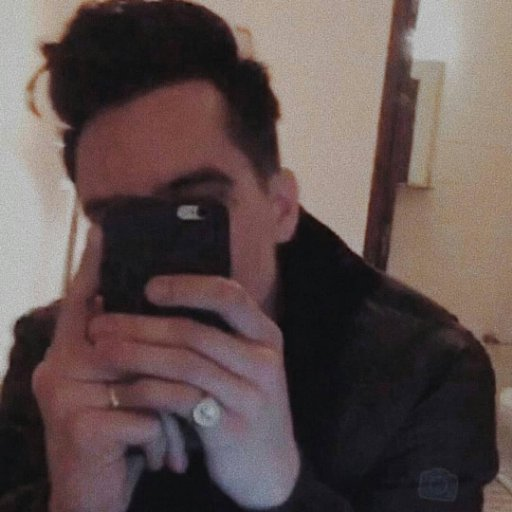 Pancit! At Rebisco On Twitter In A Split Second, Brendon Urie