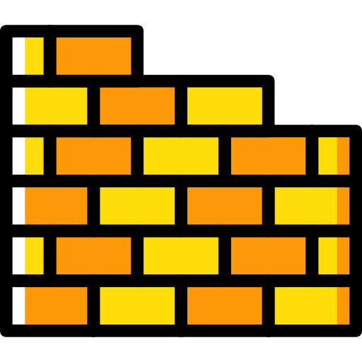 Brick Wall Wall Png Icon