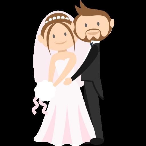 Bride, Wedding Couple, People, Groom, Romantic Icon