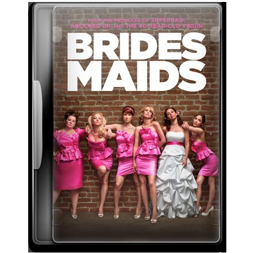 Bridesmaids Icon Movie Mega Pack Iconset