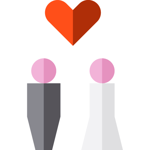 Newlyweds Bride Png Icon