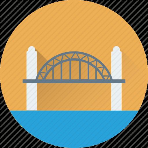 Bridge, Bridge London, London, Tower Bridge Icon