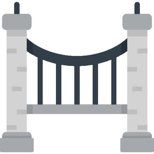 Bridge Icon Urban Freepik