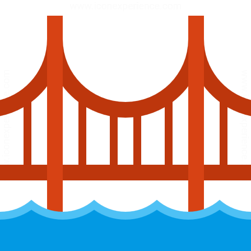 Iconexperience G Collection Bridge Icon