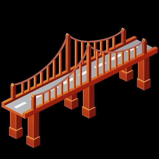 Bridge Icon Library