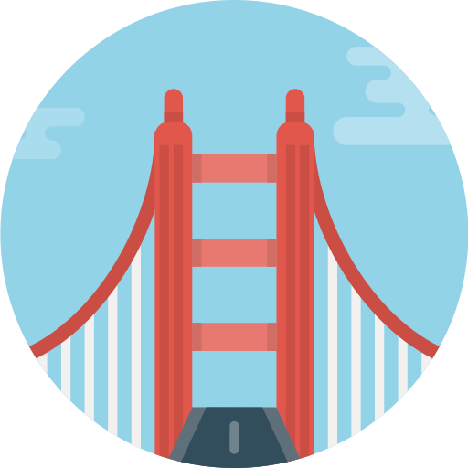 Bridge Icon With Png And Vector Format For Free Unlimited Download