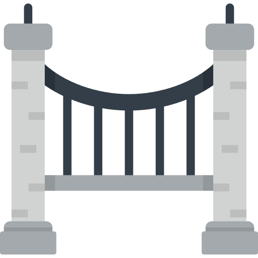 Bridge Landscape Png Icon