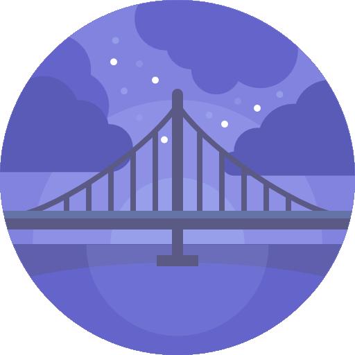Bridge Icons Free Download
