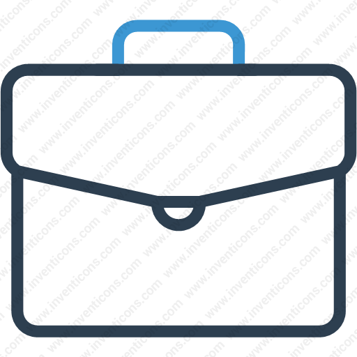 Download Box,briefcase,office,bag,suitcase Icon Inventicons