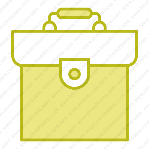 Download Briefcase Icon Inventicons