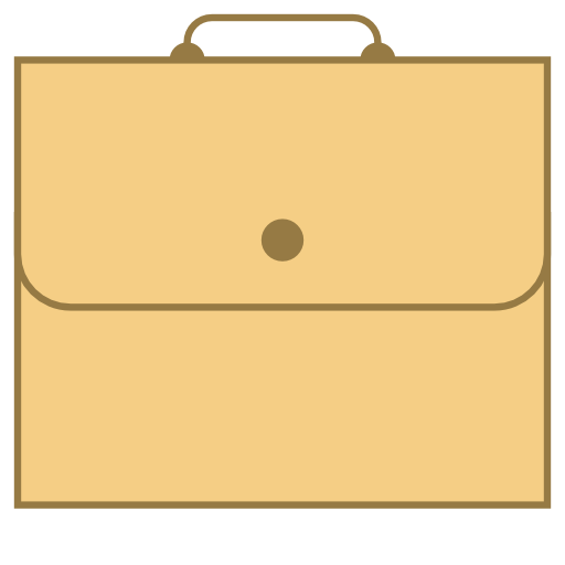 Briefcase Icon Free Of Responsive Office Icons
