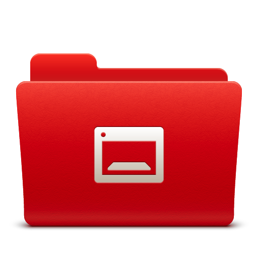 Red Windows Icons Images