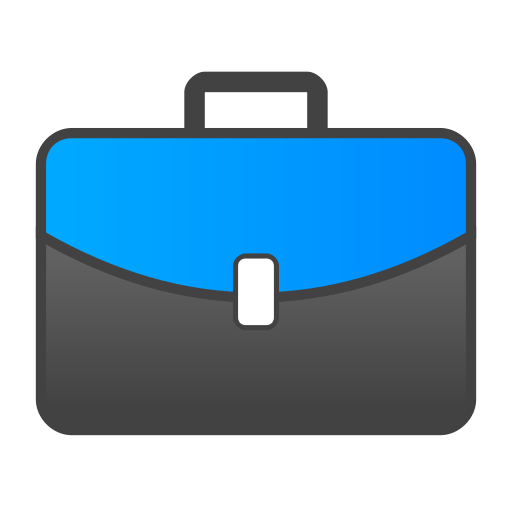 Briefcase Smooth Icon