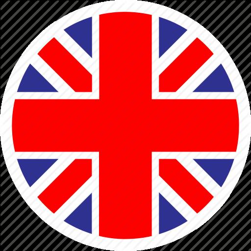 Country, Europe, Flag, Nation, Round, Uk, United Kingdom Icon