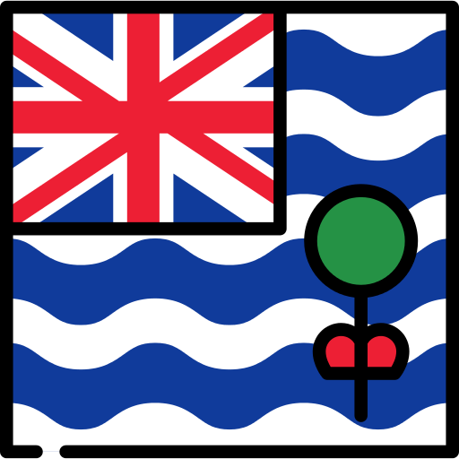 British Indian Ocean Territory Dependency Png Icon