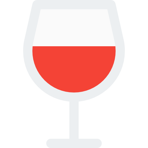 Wine Glass Icon Drink Freepik