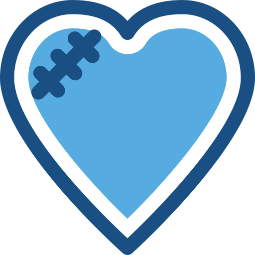 Broken Heart Heartbreak Png Icon